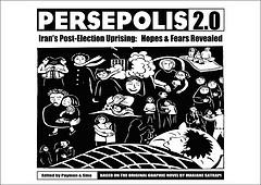 Persepolis 2.0 couverture de l'album - voir le diaporama