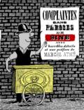 """En 1955, Siné reçoit le Grand Prix de l'Humour noir pour son recueil """"Complaintes sans Paroles"""", préfacé par Marcel Aymé et post-facé par Jacques Prévert. - via http://rocbo.lautre.net/illus/sine/"""