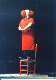 Charlie Rivel, grand clown catalan (23 avril 1896 - 26 juillet 1983)