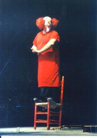 Charlie Rivel, grand clown catalan (23 avril 1896 - 26 juillet 1983)