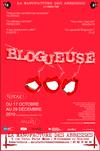 Blogueuse, à l'affiche de la Manufacture des Abesses, jusqu'au 29 décembre, du dimanche au mercredi à 21 heures