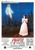 affiche du film de Claude Autant-Lara, Sylvie et le fantôme, 1946, musique de René Cloërec
