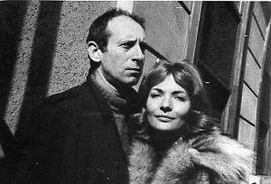 Dorothée Blanck et Jacques Sternberg