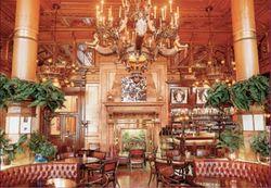 Le Cafe Metropole à Bruxelles (taverne de l'Hotel Métropole)