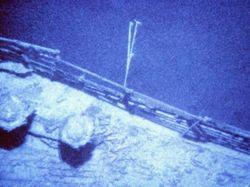 Ce n'est qu'en 1985 que l'épave du Titanic est découverte par l'Américain Robert Ballard, à près de 4.000 mètres de profondeur. (Sipa)