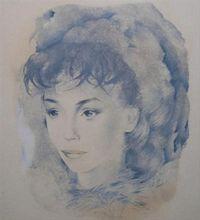Jeune femme, Mariette Lydis (via Google images)