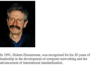 SIGCOMM Award Winner