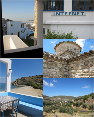 Naxos (Cyclades), 26 mai au 2 juin 2014