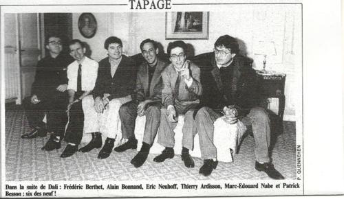 Le Quotidien de Paris, n°3155, mercredi 10 janvier 1990
