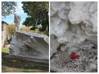 La Séparation du Couple, Max, cimetière Montparnasse